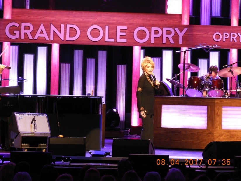 The Grand Ole Opry!
