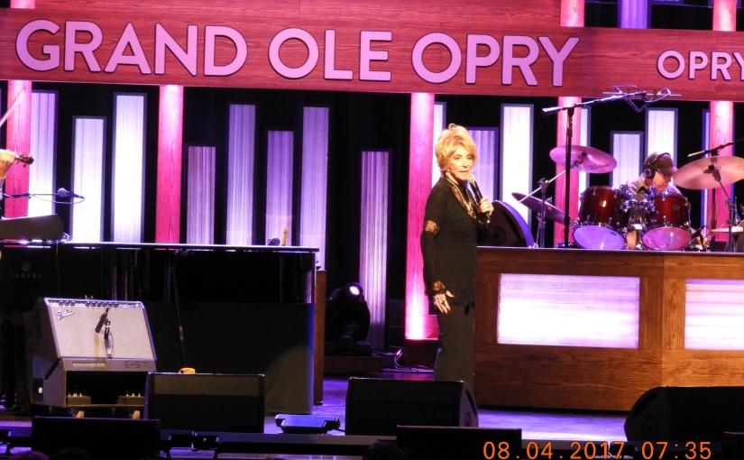 The Grand OleOpry!